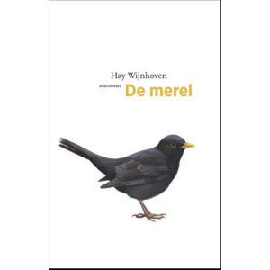 Vogelboeken: De merel - Hay Wijnhoven