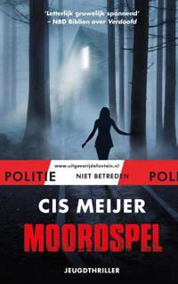 Politie niet betreden: Moordspel - Cis Meijer