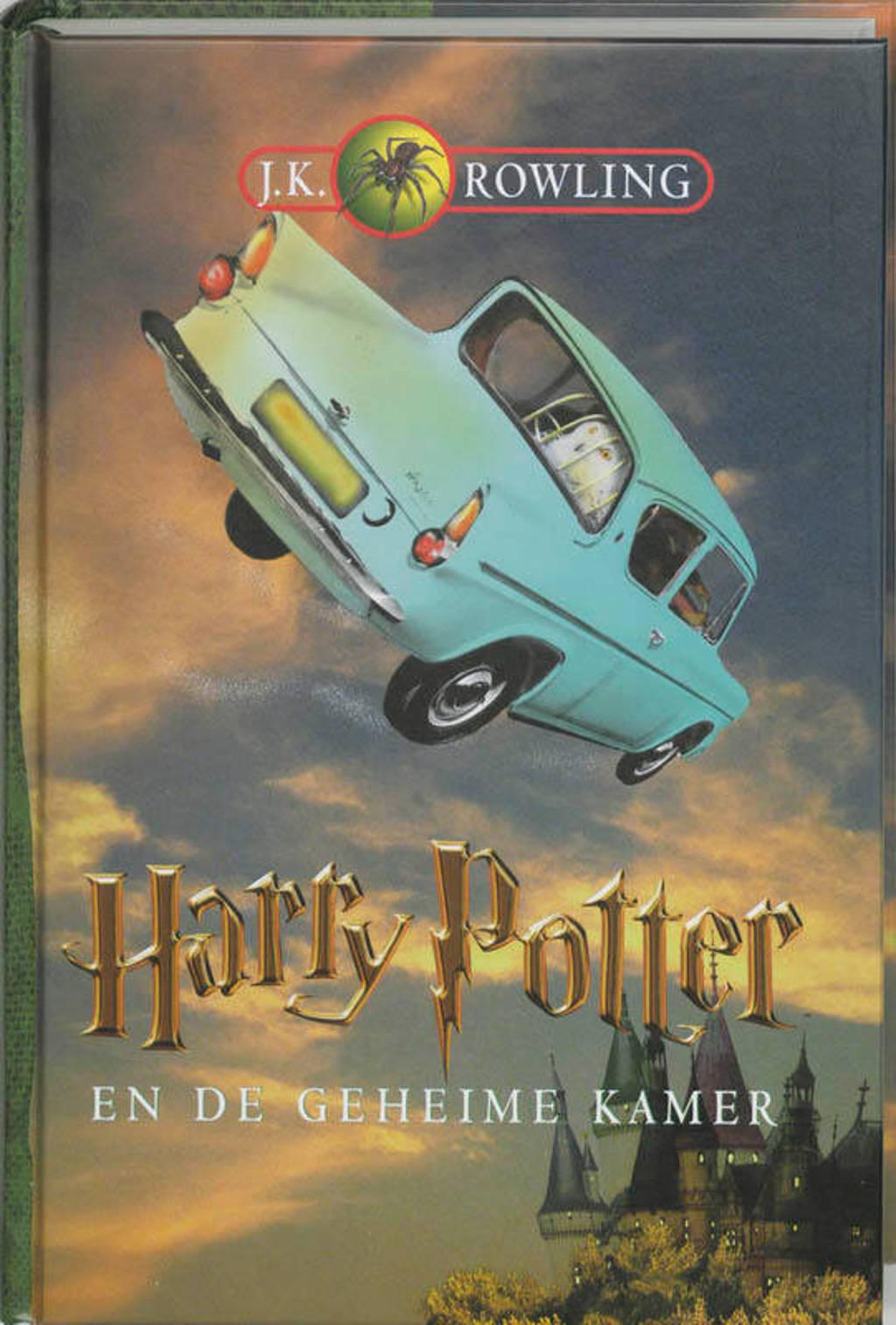 Harry Potter: Harry Potter en de geheime kamer - J.K. Rowling