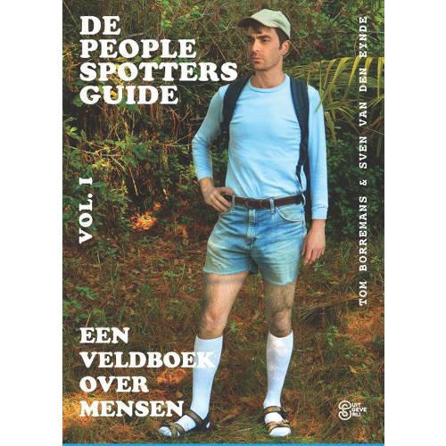 De people spotters guide, vol. 1 - Tom Borremans en Sven Van den Eynde kopen