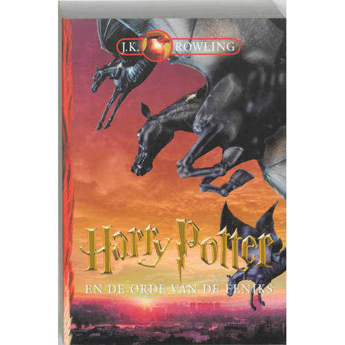 Harry Potter: Harry Potter en de orde van de Feniks - J.K. Rowling kopen