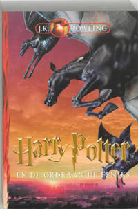 Harry Potter: Harry Potter en de orde van de Feniks - J.K. Rowling