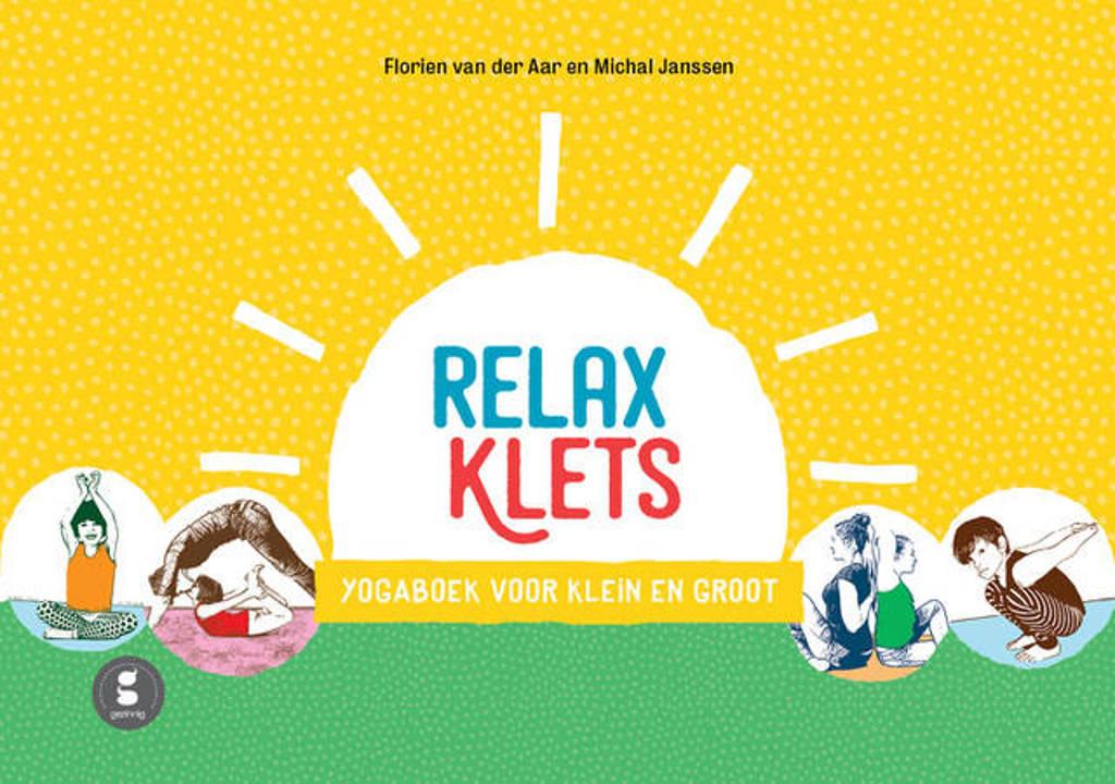 Relaxklets! - Florien van der Aar en Michal Janssen