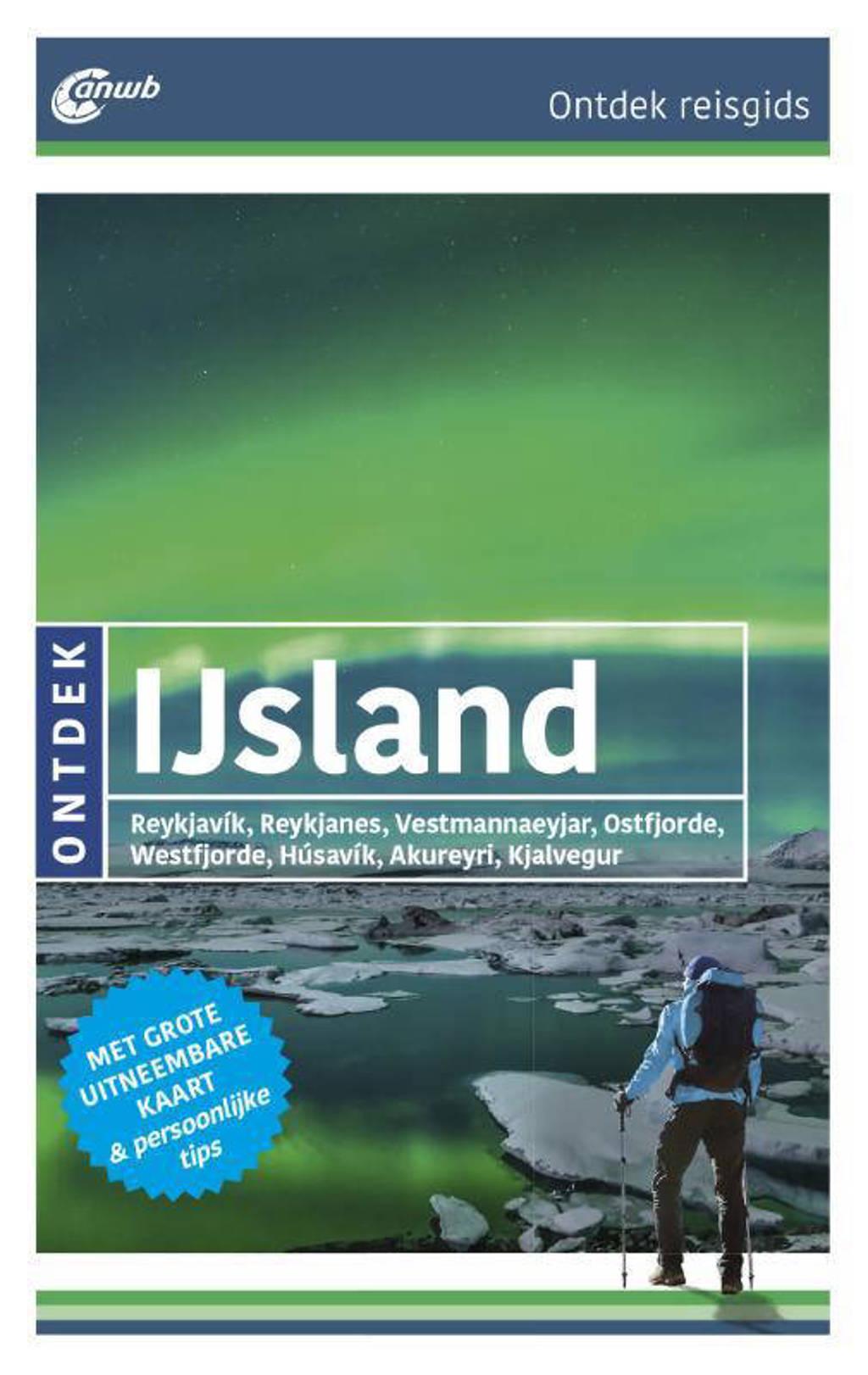 b27f52c8525 Sabine Barth ANWB Ontdek reisgids: IJsland | wehkamp