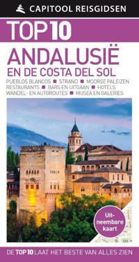 Capitool Reisgidsen Top 10: Andalusië en de Costa del Sol - Jeffrey Kennedy