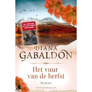 Reiziger: Het vuur van de herfst - Diana Gabaldon