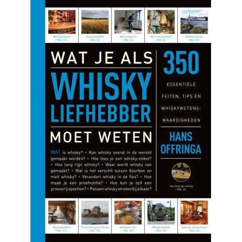 Wat je als whiskyliefhebber moet weten - Hans Offr