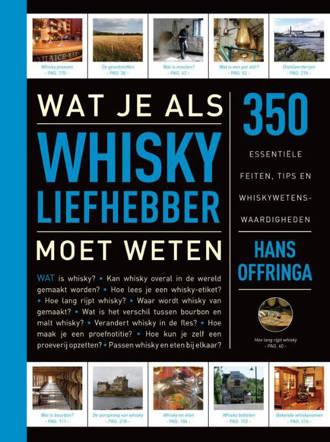 Wat je als whiskyliefhebber moet weten - Hans Offringa