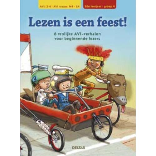 Lezen Is Een Feest! | AVI: 3-4 AVI Nieuw: M4 E4