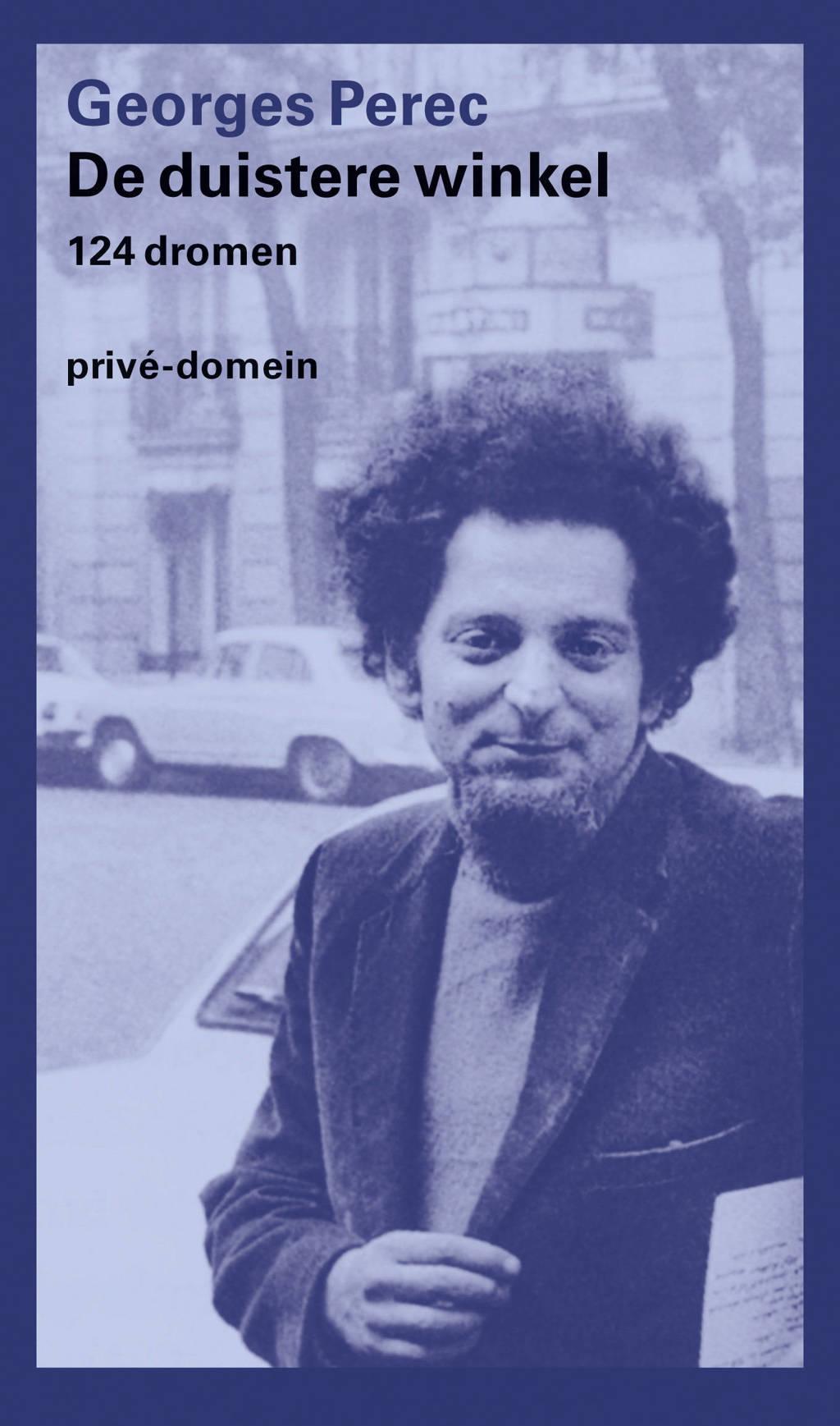 De duistere winkel - Georges Perec