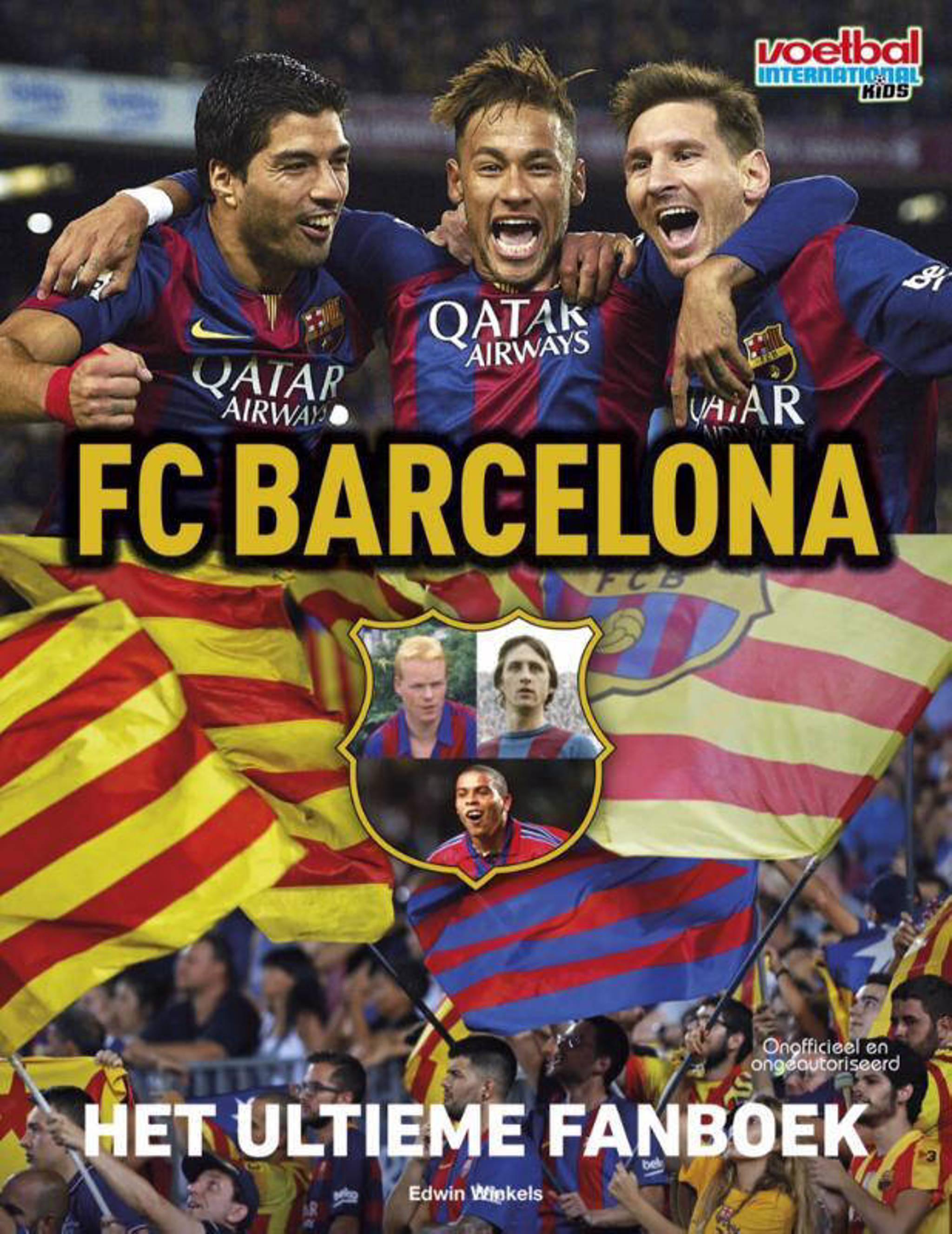 Zitzak Fc Barcelona.Edwin Winkels Fc Barcelona Wehkamp