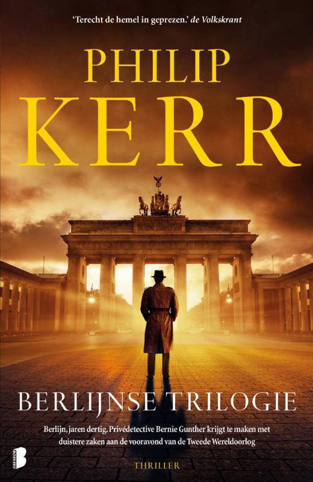 Bernie Gunther: Berlijnse trilogie - Philip Kerr