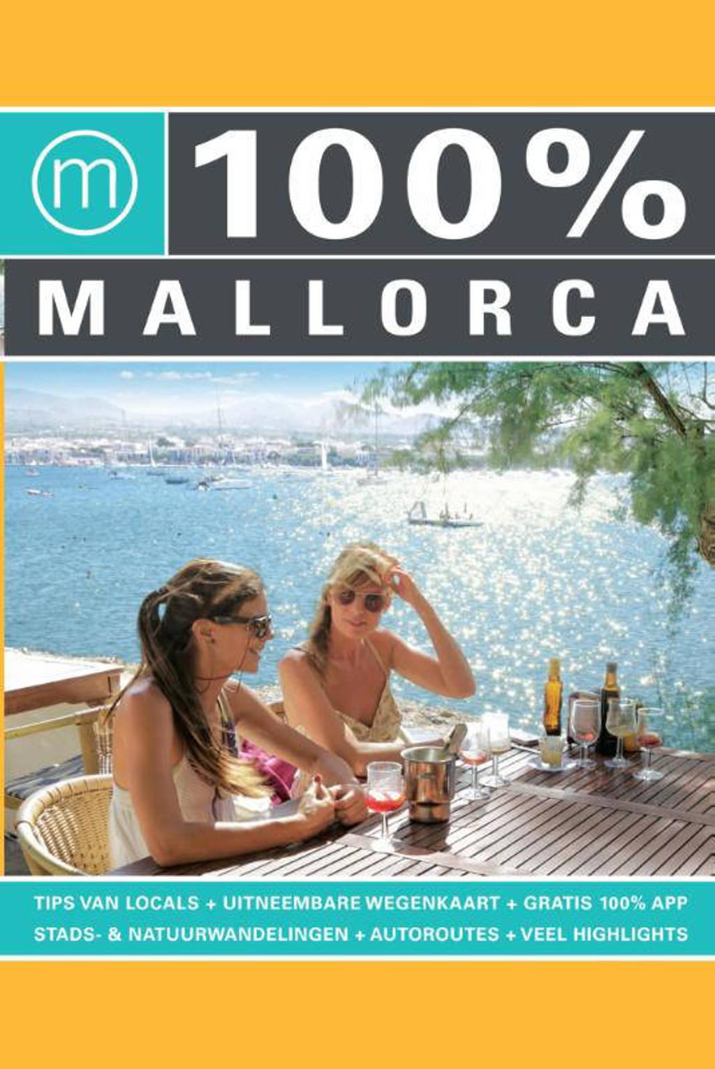 100% regiogidsen: 100% Mallorca - Gonda van Londen en Odilia Rademakers