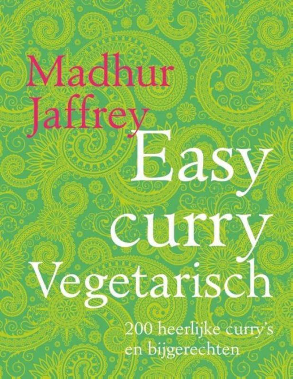 Easy curry Vegetarisch - Madhur Jaffrey