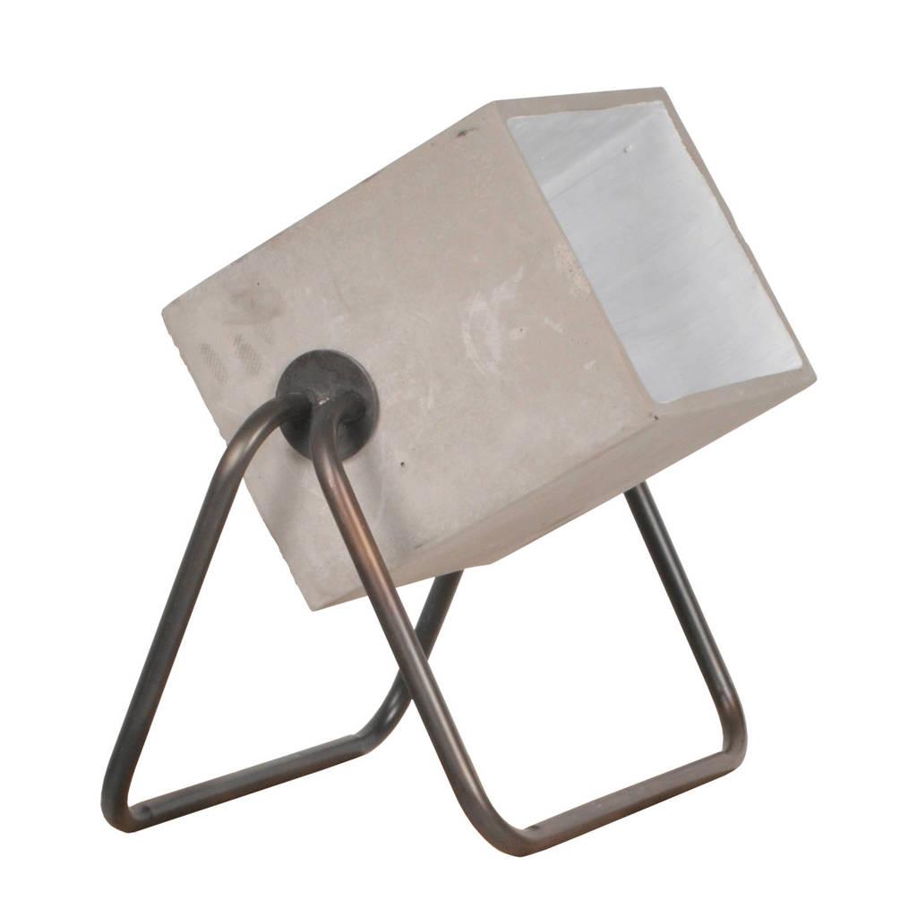 Zuiver Concrete Up vloerlamp, Wit