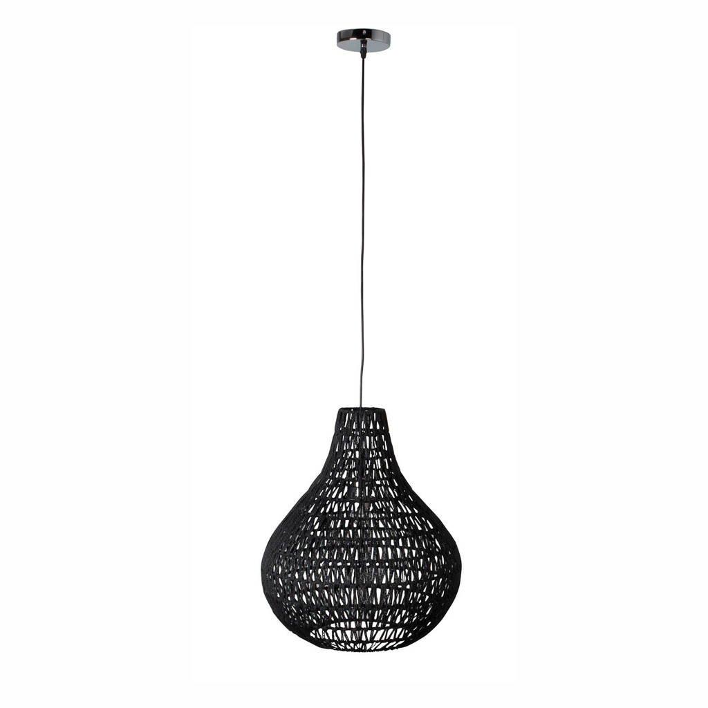 Zuiver Cable Drop hanglamp, Zwart