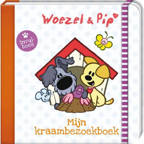 Woezel & Pip: Mijn kraambezoekboek - Guusje Nederhorst kopen