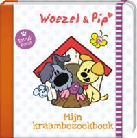 Woezel & Pip: Mijn kraambezoekboek - Guusje Nederhorst