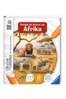 Tiptoi  tiptoi ontdek de dieren in Afrika