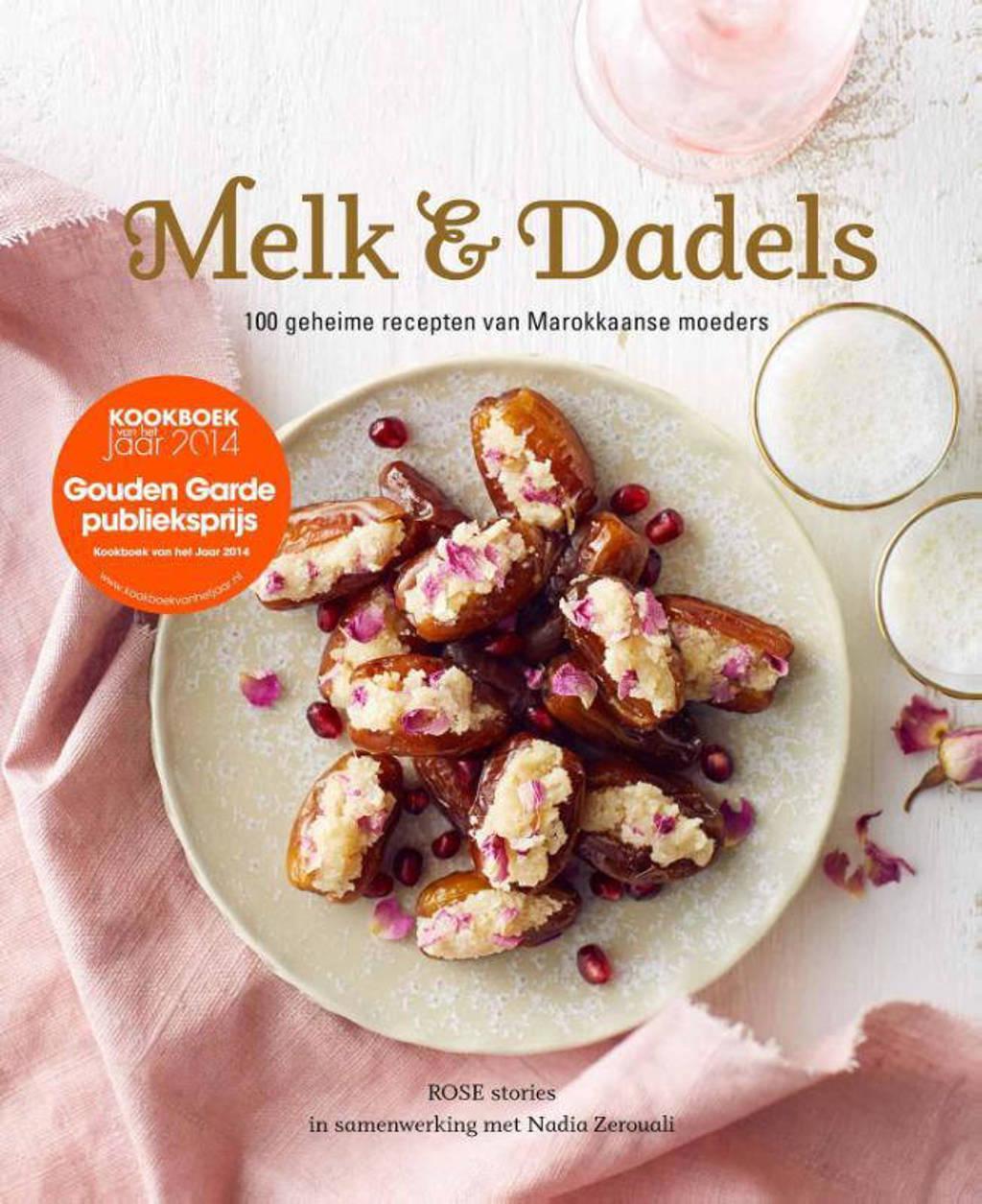 Melk & dadels - Nadia Zerouali