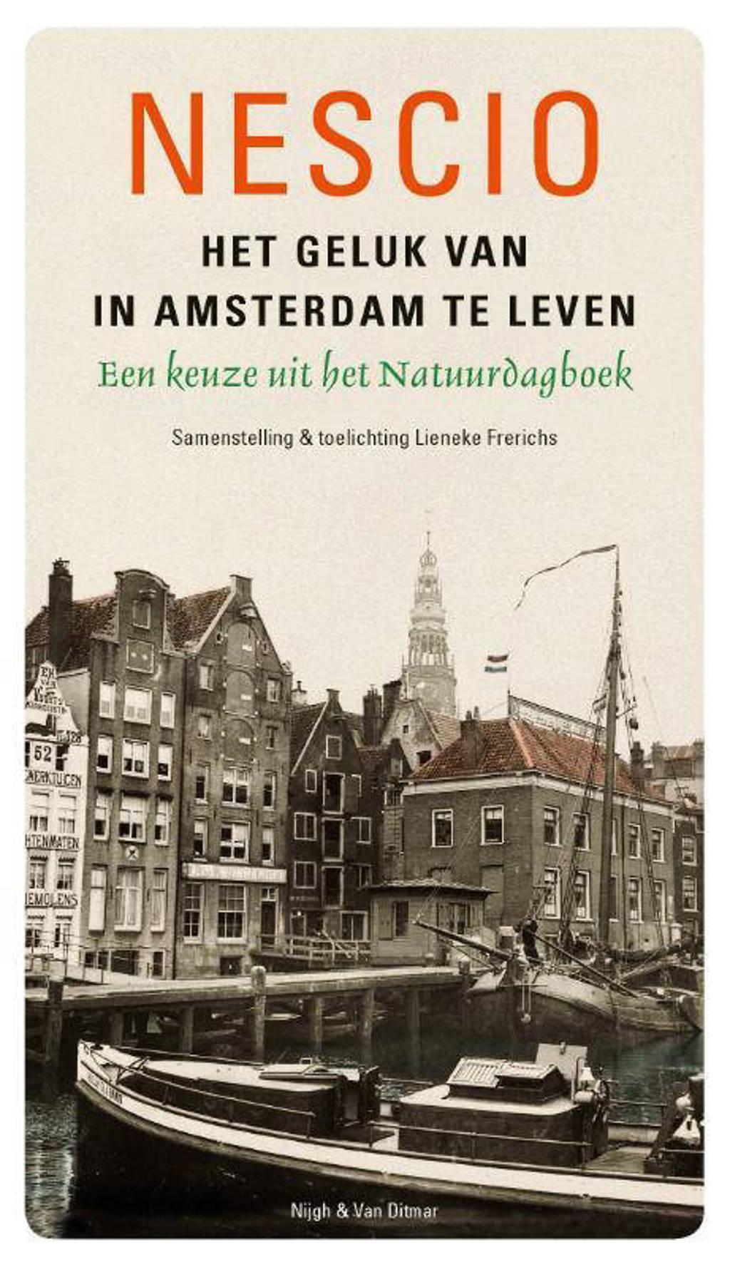 Het geluk van in Amsterdam te leven - Nescio