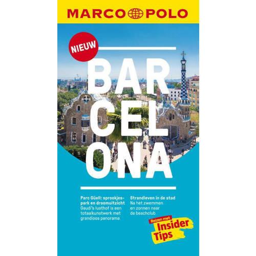 Barcelona Marco Polo - Dorothea Massman kopen