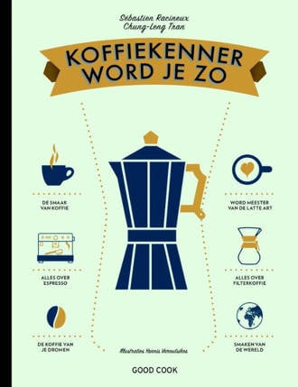 Koffiekenner word je zo - Sébastien Racineux en Chung-Leng Tran