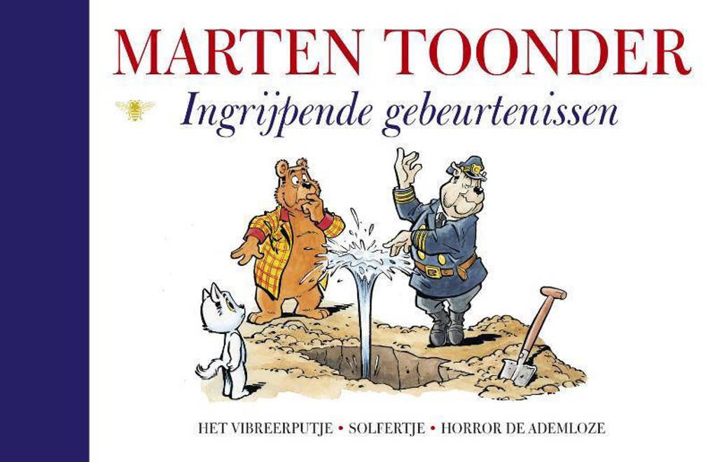 Alle verhalen van Olivier B. Bommel en Tom Poes: Ingrijpende gebeurtenissen - Marten Toonder