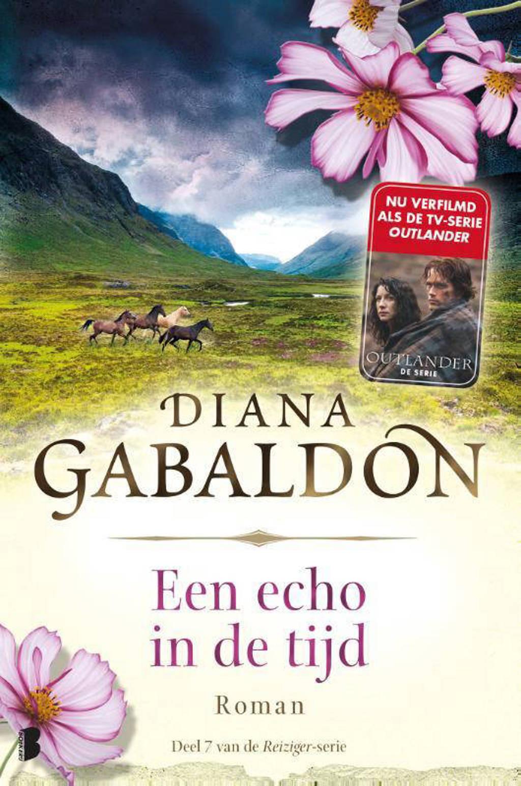 Reiziger: Een echo in de tijd - Diana Gabaldon