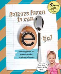 Letters leren is een eitje! - Rita Cramer
