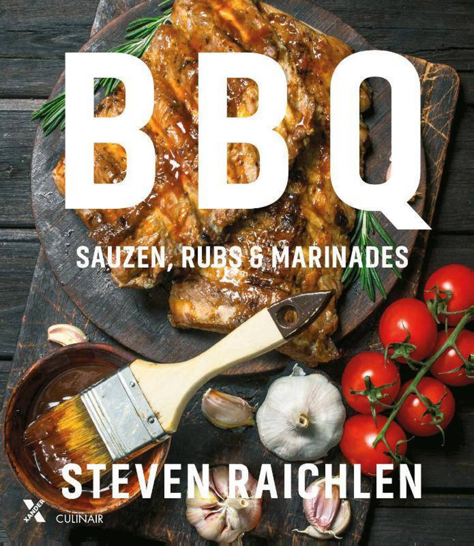 BBQ-sauzen, rubs & marinades - Steven Raichlen