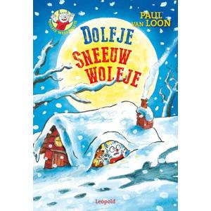 Dolfje Weerwolfje: Dolfje Sneeuwwolfje - Paul van Loon