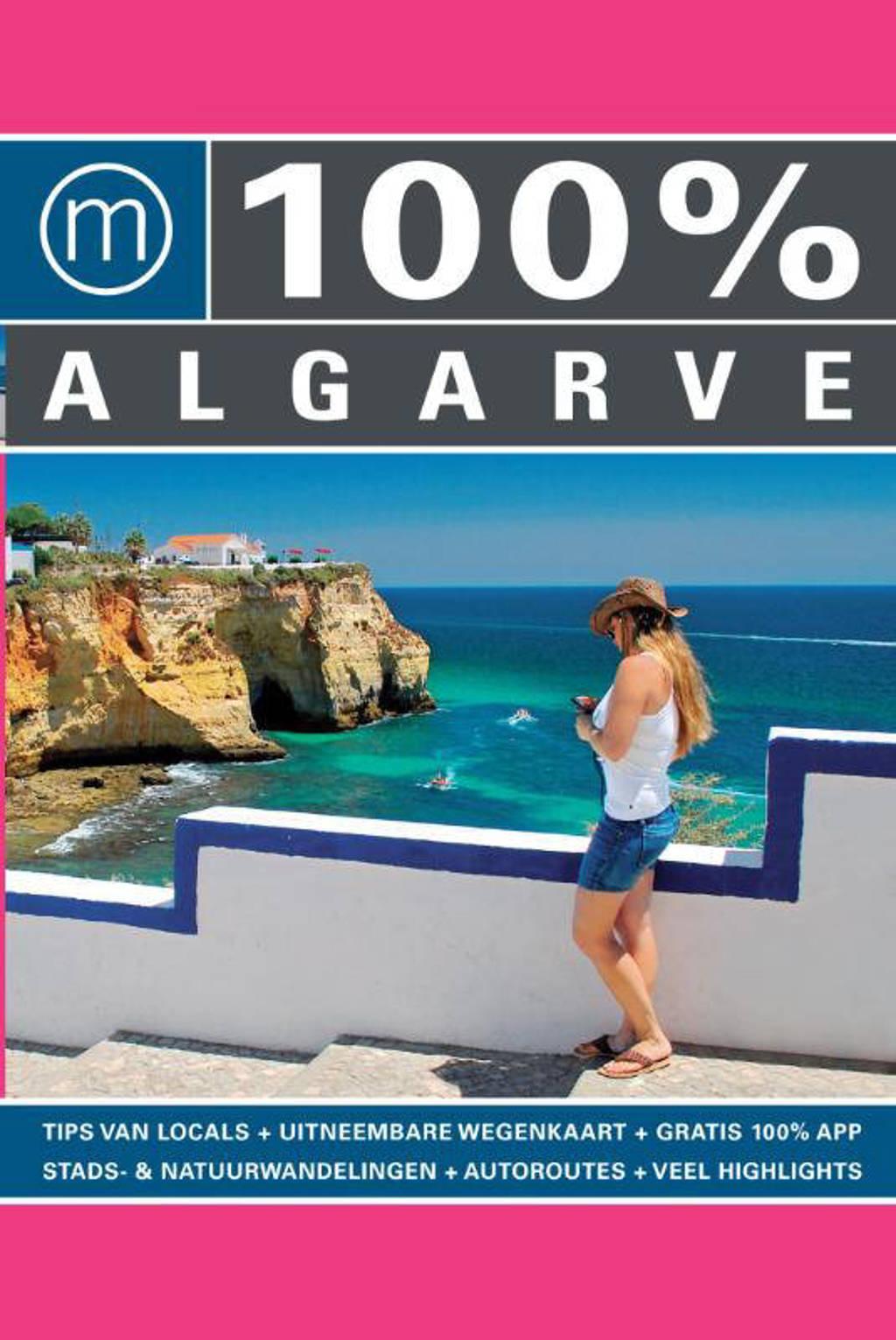 100% regiogidsen: 100% Algarve - Femke Dam en Monique Schalkwijk