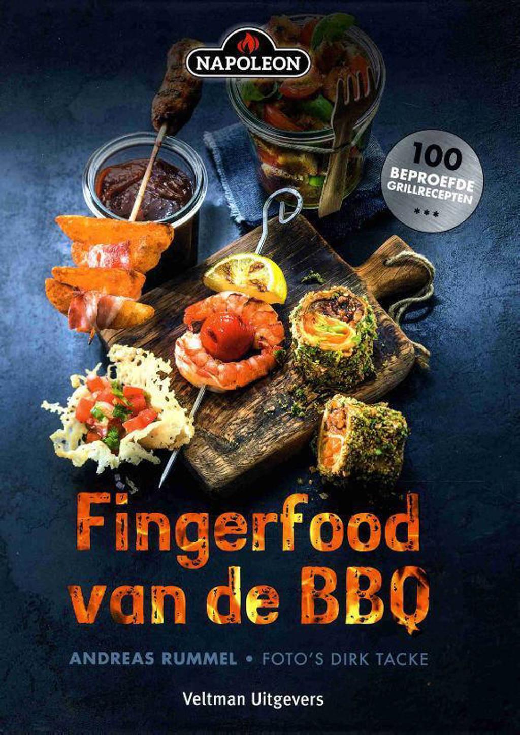 Fingerfood van de BBQ - Andreas Rummel
