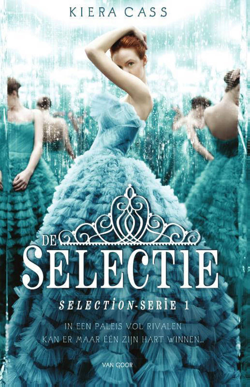 De selectie - Selection-serie 1 - Kiera Cass