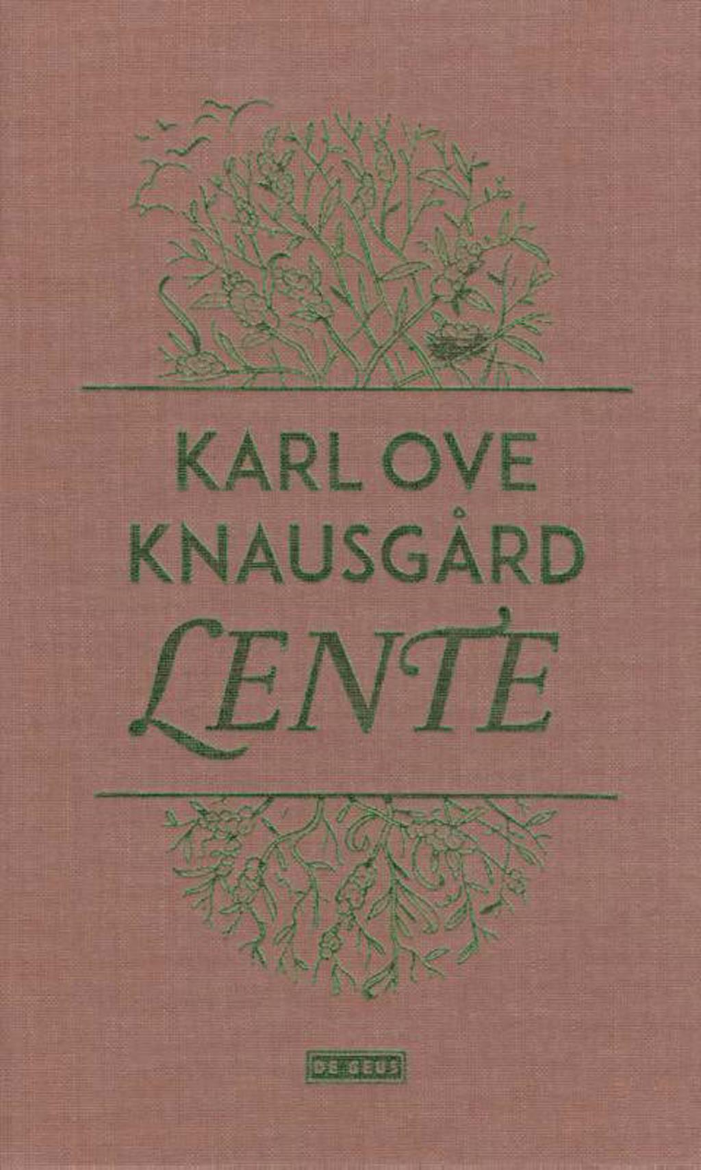 De vier seizoenen: Lente - Karl Ove Knausgård