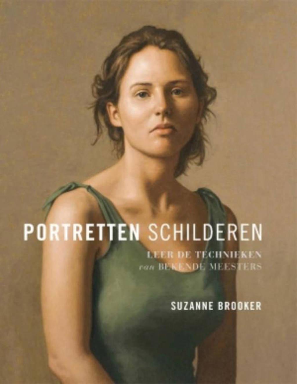 Portretten schilderen - Suzanne Brooker