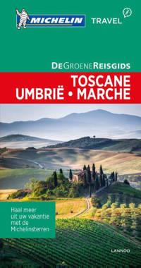 De Groene Reisgids: Toscane; Umbrië;Marche