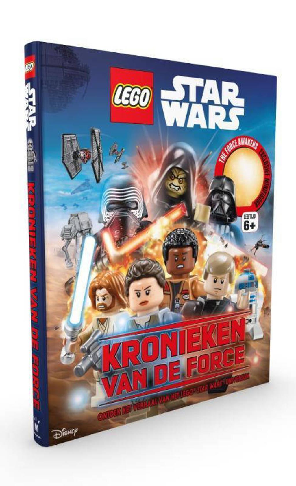 Lego Star Wars: Kronieken van de Force - Adam Bray, David Fentiman en Cole Horton