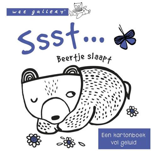 Ssst... Beertje slaapt