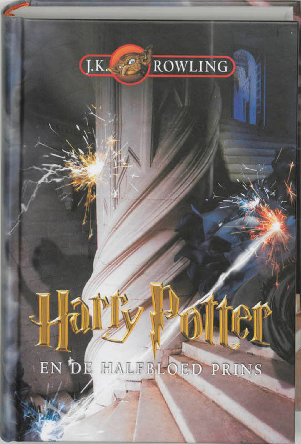 Harry Potter: Harry Potter en de halfbloed prins - J.K. Rowling