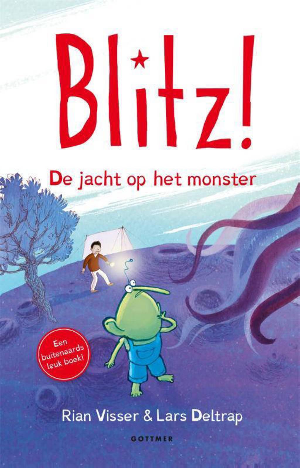 Blitz!: De jacht op het monster - Rian Visser