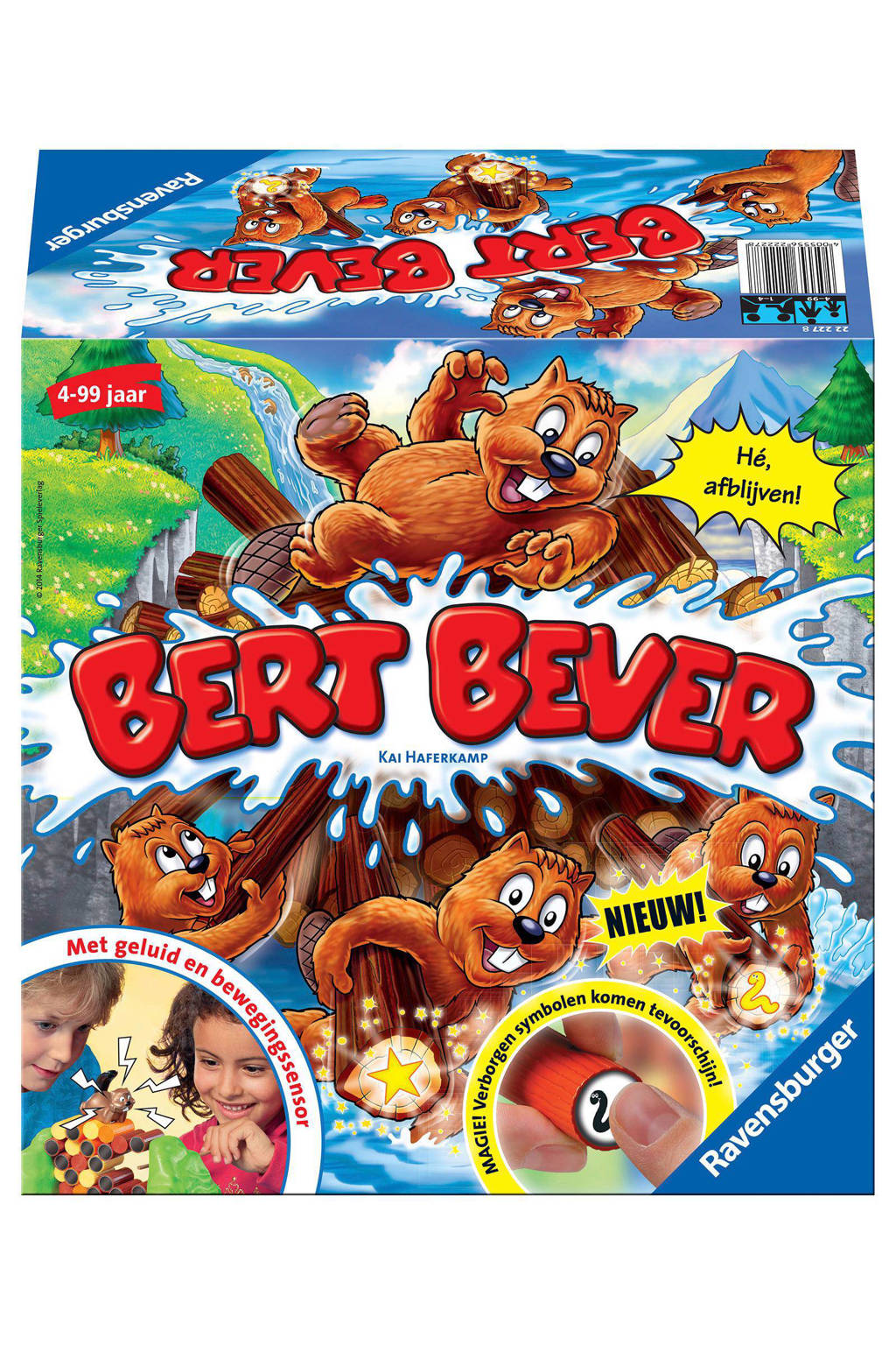 Ravensburger Bert Bever kinderspel
