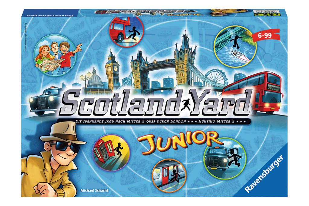 Ravensburger Scotland Yard junior kinderspel