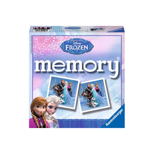 Ravensburger Disney Frozen memory kaartspel kopen