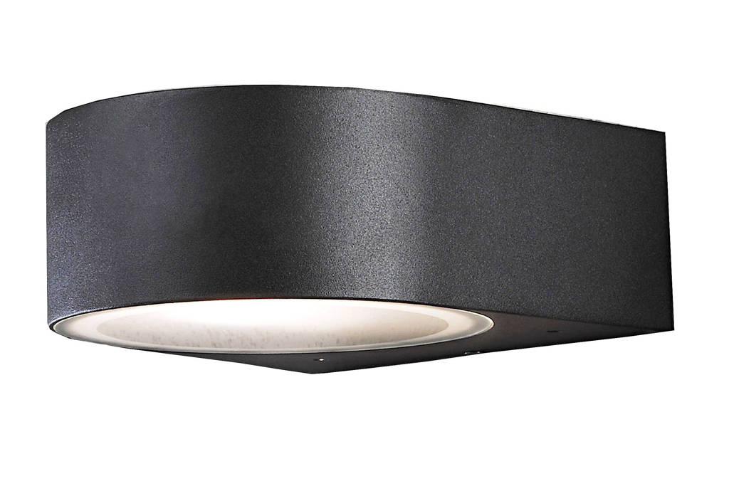 Konstsmide wandlamp, Zwart