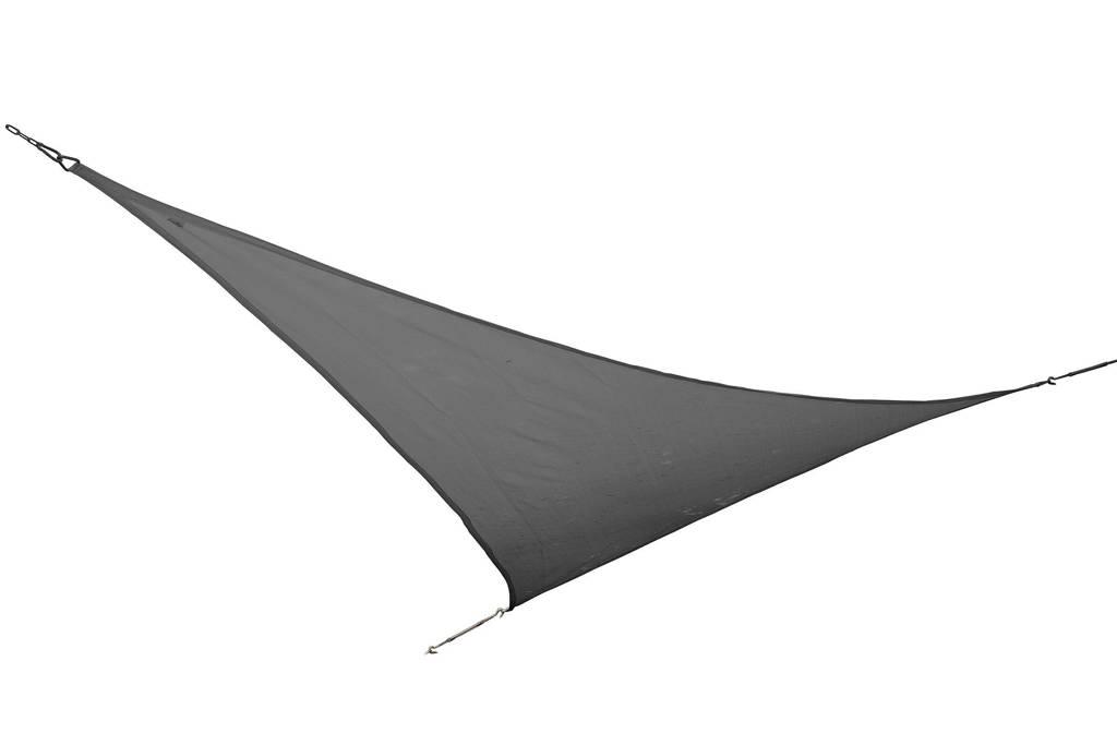 Bo-Camp schaduwdoek driehoek (3,6m), Grijs