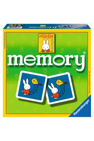 Memory nijntje memory kaartspel