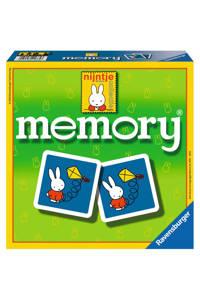 Ravensburger nijntje nijntje memory kinderspel
