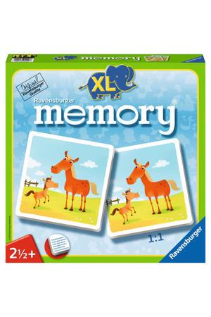 Memory XL kaartspel